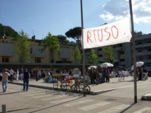 festa delle 3R in piazza istria